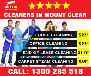 house cleaners Mount Clear
