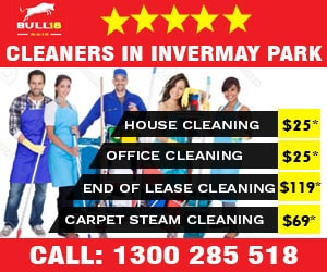 house cleaners Invermay Park