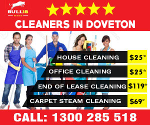 cleaners melbourne doveton