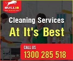 bull18 cleaners St Helena