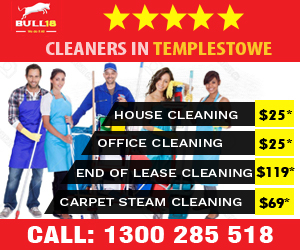 cleaners Templestowe